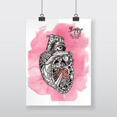 Coeur mécanique — Vecteur