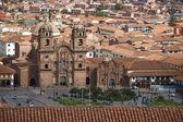 Plaza de Armas in Cusco — Stock Photo