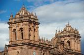 Cusco Cathedral — Stock Photo