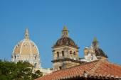 Historic Church in Cartagena — Stock Photo
