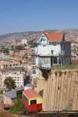 Ascensores of Valparaiso — Stock fotografie