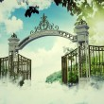 Heaven gate — Stock Photo #70196839