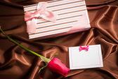 Gift of love — Stock Photo