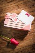 Regalo de amor — Foto de Stock