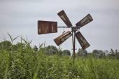 Little windmill — Stock Photo