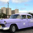 Vintage Chevrolet in Havana — Stock Photo #66236877