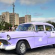 Vintage Chevrolet in Havana — Stock Photo #67546219
