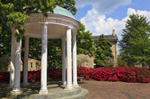 Vieille bien à Unc Chapel Hill — Photo