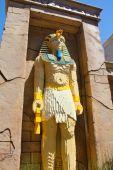 Legoland Pharaoh — Stock Photo