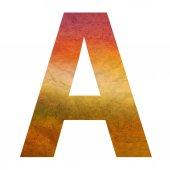 Dopis textury — Stock fotografie