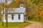 One Room Schoolhouse — Stock Photo