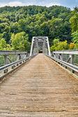 New River Bridge — Stock Photo