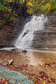 Ohio's Buttermilk Falls — Stock Photo