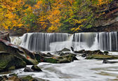 Great Falls of Tinker's Creek — Stock Photo