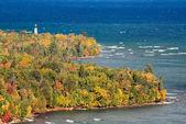 Au Sable Point Lighthouse — Stock Photo