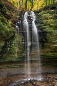 Tannery Falls — Stock Photo