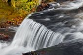 Clinton Falls Flow — Stock Photo