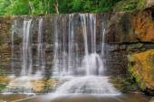Indiana's Anderson Falls — Stock Photo