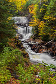 Sable Falls at Pictured Rocks — Stock Photo
