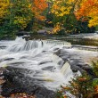 Upper Bond Falls in the Autumn — Stock Photo #64029543