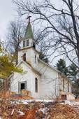 Seen Better Days Church — Zdjęcie stockowe