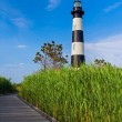 Lighthouse Boardwalk — Stock Photo #64355855