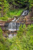 Michigan's Alger Falls — Stock Photo