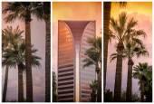 Phoenix,Az, Valley of the sun — Stock Photo
