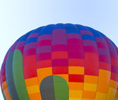 Colorful hot air balloon — Stock Photo