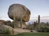 ゴルフコースの風景 — ストック写真