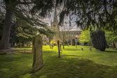 Graveyard, Stratford Upon Avon,England — Foto Stock