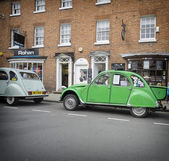 Stratford Upon Avon Festival of Motoring — Stock Photo