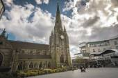 Birmingham, England,St Martins Church — Stock Photo