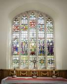 Guild Chapel,an historic mediaeval church in Stratford-upon-Avon, England — Stock Photo