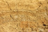 Layers of soil — Stock Photo