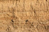 Soil structure — Stock Photo