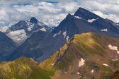 Dağ landsape — Stok fotoğraf