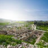 Amatus polis ruiny limassol Cypr — Zdjęcie stockowe