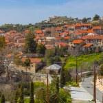 Beautiful cyprus mountain village — Stock Photo #68880241