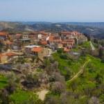 Cyprus mountain village — Stock Photo #68880363