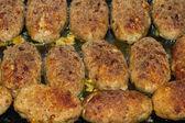 基辅鸡肉饼 — 图库照片
