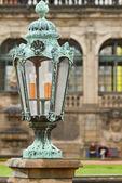 Lantern in Zwinger Palace . — Stock Photo