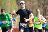 Kiev half marathon — Foto Stock