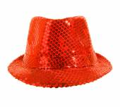 Festively red hat — Stock Photo