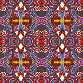 Patrón vintage de geometría perfecta, backg ornamentales estilo étnico — Vector de stock