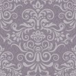 Vector. Seamless damask pattern — Stock Vector #53846785