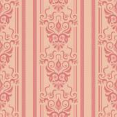 Seamless background of pink — Stock Vector