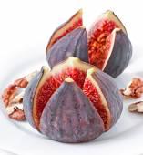 Ripe figs — Stock Photo