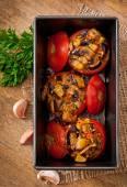 Tomate assado — Fotografia Stock