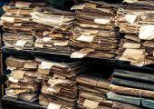 Paper documents — Stock Photo